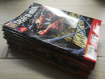 Superior Spider Man 1/14 L'uomo Ragno 601/614 Completa Marvel Now!