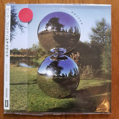 Pink Floyd - United - Live 2005 - NEW sealed Mini-LP CD Roger Waters