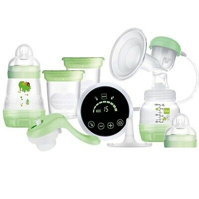 MAM 2 In 1 Electric & Manual Single Breast Pump NEW & SEALED