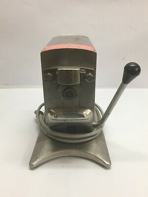 Electric Can Opener Series 2 Model 270 Edlund 115 VAC