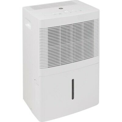 GE 50 PT Pint Energy Star Quiet Basement Dehumidifier