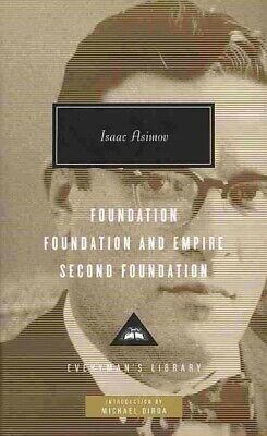 Foundation Trilogy, Hardcover by Asimov, Isaac, Brand New, Free P&P in the UK