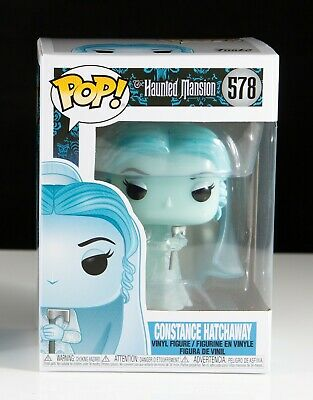New Funko Pop Disney's The Haunted Mansion #578 Constance Hatchaway