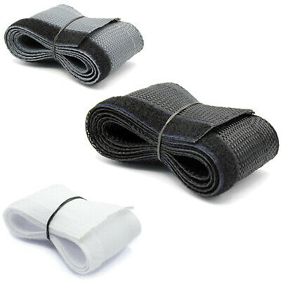 1m 2m 3M 5m 10m Braided Hose with Velcro Cable Protection [ Ø15 20 25 30mm]