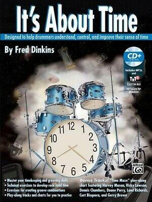 It's About Time, Paperback by Dinkins, Fred; Testa, Joe, Like New Used, Free ...