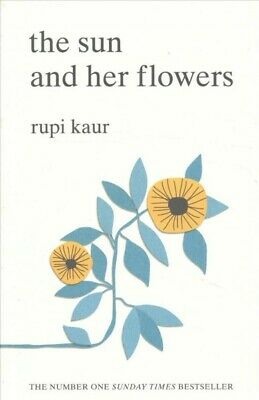 Sun and Her Flowers, Paperback by Kaur, Rupi, Like New Used, Free P&P in the UK