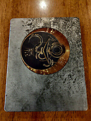 Shadow of the Tomb Raider (Microsoft Xbox One 2018) MINT STEELBOOK! NO SLIPCOVER