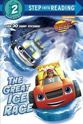 Great Ice Race, Paperback by Melendez, Renee; Aikins, Dave (ILT), Brand New, ...