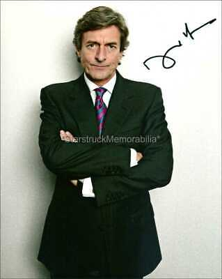 Nigel Havers Autograph *The Charmer* Hand Signed 10X8 Photo