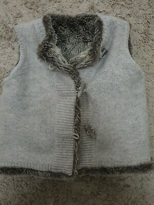 girls SEED ? Warm vest approx 7-8