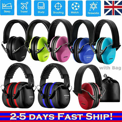 MPOW Ear Muffs Ear Defenders Noise Reduction Protectors for Kids Infant Adults