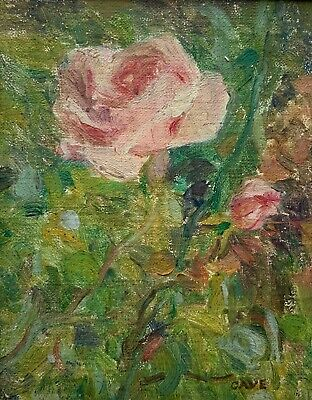 JULES CAVE (1859-1940) ORIGINAL FRENCH IMPRESSIONIST OIL STILL LIFE  to £75,000