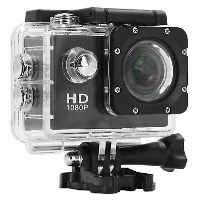 Camera Sport Waterproof HD Mini Action 1080P Support Fra