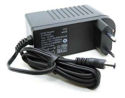 Original AVM Power Supply for Fritzbox 7490 6490 311P0W091 12V 2,5A Power Supply