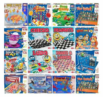 Other NEW TRADITIONAL BOARD GAMES FOR FAMILY CHILDREN ADULTS PARTY LOTS TO CHOOS