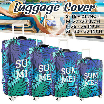 18-32 Inch Summer Hot Elastic Dustproof Travel Luggage Cover Suitcase Protective
