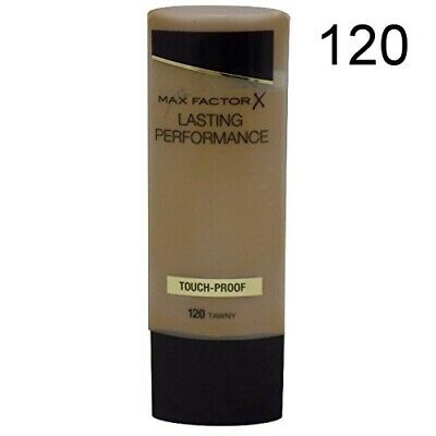 Max Factor X Lasting Performance Touch-Proof Foundation 35ml -  120 Tawny
