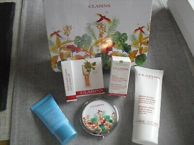 Brand New Ladies Clarins Facial Gift Set