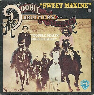 "The Doobie Brothers - Sweet Maxine (7"") 1975 FRANCE"