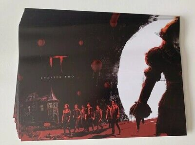 Limited Edition it Chapter 2 Poster