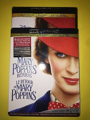 🇨🇦Pre Labour Day 4k 🇨🇦Special Mary Poppins Returns