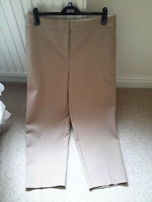 M/&S AUTOGRAPH Tapered rrp £49.50 Ankle Grazer TROUSERS ~ Var Sizes ~ GREY Mix