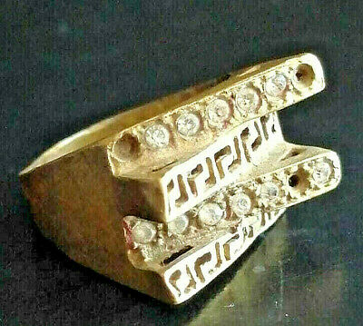 EXTREMELY Ancient BRONZE RING vintage museum quality ARTIFACT