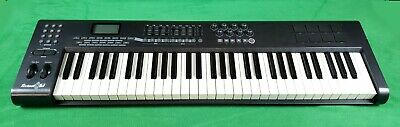 M-Audio Axiom 61 Key MIDI USB Controller Keyboard (Read Description)