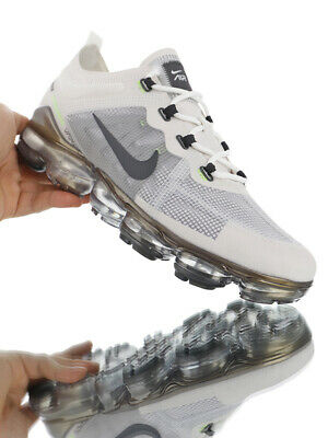 Nike air VaporMax 2019 MEN(White) and (black)Running Trainers Shoes