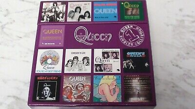 QUEEN *Singles Collection VOL.1 (13 X CD singles) Near MINT