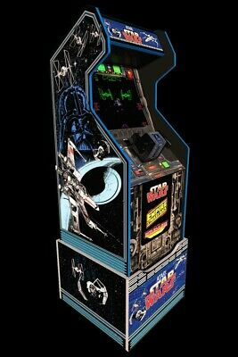 Arcade1Up Star Wars Home Arcade Game with Riser