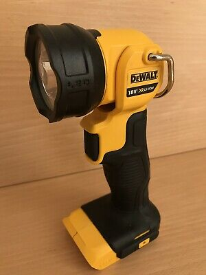 DEWALT DCL040 XR 18v 18 Volt LED Worklight Torch Free Post 👌