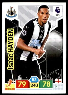 Panini Premier League Adrenalyn XL 2019/20 - Isaac Hayden Newcastle No. 225