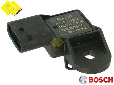 ENGINE SENSORS BRAND NEW GENUINE PART 0261230027 BOSCH PRESSURE SENSOR