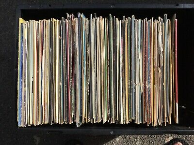 Records LPs 60 70 80s mixed collection of approx 135