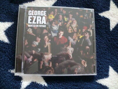 GEORGE EZRA~WANTED ON VOYAGE (2014 CD) 99p