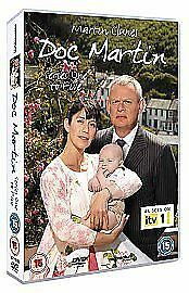 DOC MARTIN~THE COMPLETE SERIES 1,2,3,4,5 (DVD SET) *NEW/SEALED* 99p