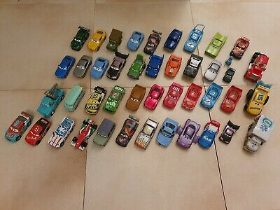 Lot voitures Cars Disney Pixar Flash mac quenn martin