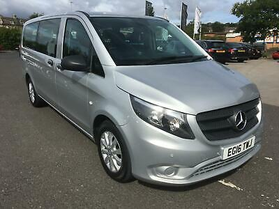 Mercedes-Benz VITO 114 BLUETEC TOURER S XTRA LONG WHEEL BASE EURO 6