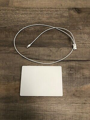 apple wireless magic trackpad 2 model A1535 lightly used with charging cable