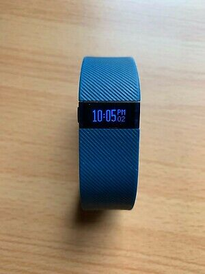 Fitbit Charge Wireless Activity Wristband - Small, Blue
