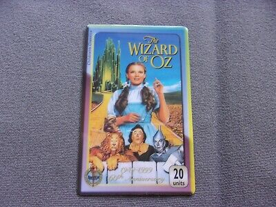 Phone Card The Wizard of Oz