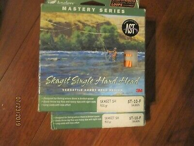 "New ""Old Stock"" Scientific Anglers Mastery Series"