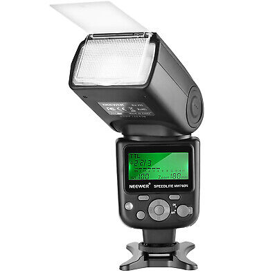 Neewer NW760 Remote TTL Flash Speedlite with LCD Display for Nikon