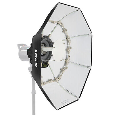 Neewer Folding Beauty Dish Octagonal Softbox 40 inches/100 centimeters