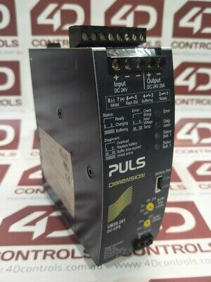 Puls UB20.241 DC-UPS Controller 24VDC 20A - Used