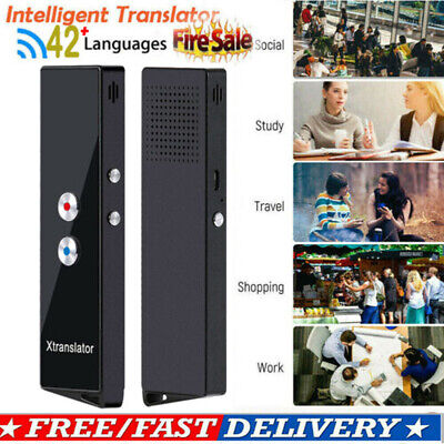 Hot Translaty MUAMA Enence Smart Instant Real Time Voice 70 Languages Translator