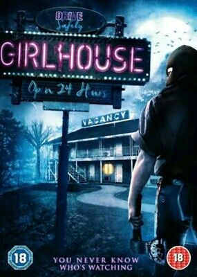 Girlhouse 25x DVD New & Sealed Bulk buying,resale Ebay or Amazon horror hallowen