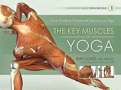 Key Muscles of Yoga : Your Guide to Functional Anatomy in Yoga, Paperback by ...