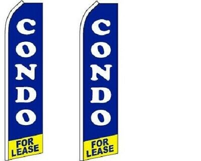 Pack of 20 hardware not included carpet sale King Swooper Feather Flag Sign